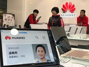 Canada Judge Rules Huawei CFO's Extradition Case Will Proceed