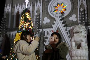 Grinch China: Three Decades of China's Problem with Christianity