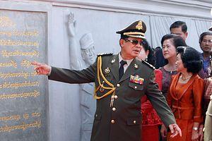 Hun Sen's Monument to Himself