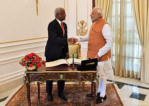 India, Maldives Recalibrate Their Bilateral Relationship With Modi-Solih Summit