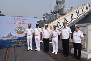 Russia, India Conclude Indra Navy 2018 Naval Exercise