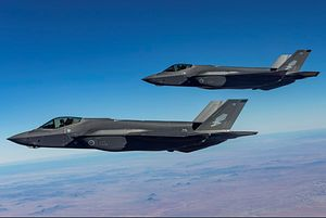 First F-35A Stealth Fighters Arrive in Australia