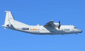 Japan Intercepts Chinese Spy Plane Over East China Sea