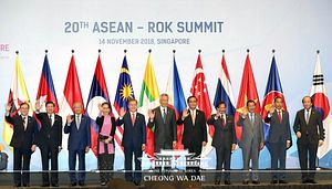 South Korea-ASEAN Summitry Will Spotlight Moon's New Southern Policy