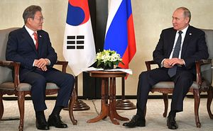 A Closer Look at South Korea's Plan for Cooperation With Russia