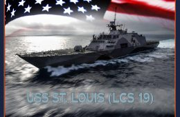 US Navy Christens Latest <em>Freedom</em>-Class Littoral Class Combat Ship