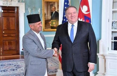 Nepal Finally Looks Beyond India and China