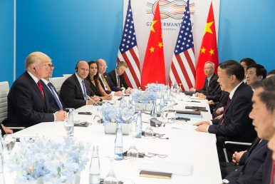 The Unpredictable, Conflicting Structure of the New Cold War