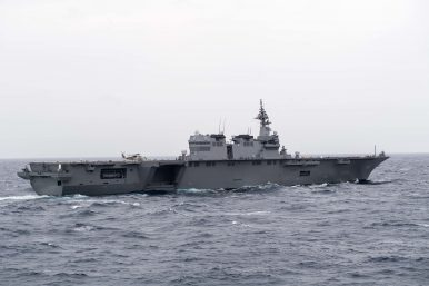 Japan's Defense Budget Swells to Counter China's Growing Military Threat