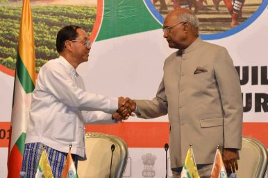 India Continues to Play Safe With Myanmar Over the Rohingya Issue