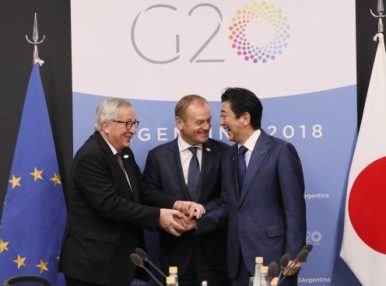 After a Busy G20 for Abe, Japan Prepares to Host in 2019