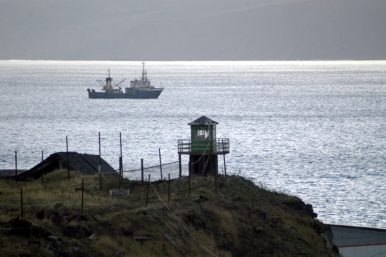 Russia Is Building Military Barracks on Disputed Kuril Islands