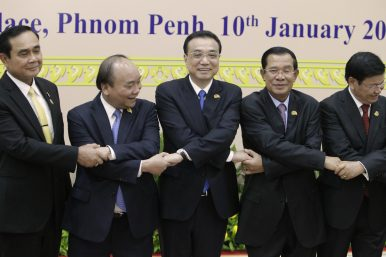 The Trouble With the Lancang Mekong Cooperation Forum