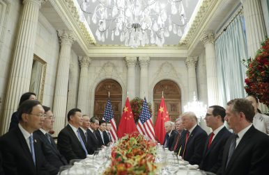 The Trump-Xi G20 Trade Truce Doesn't Get to the Deep Divisions Between Both Sides