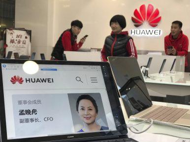 Canada Arrests Huawei Executive; China Demands Her Immediate Release