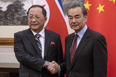 In China Visit, North Korea's Foreign Minister Says Pyongyang Committed To Denuclearization