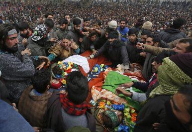 Kashmir's Teenage Militants