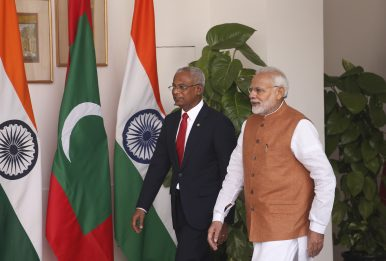 A New Chapter in India-Maldives Relations