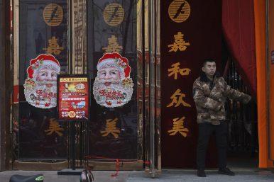 China's Christmas Crackdown