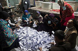 Bangladesh's Awami League Wins Landslide Victory; Opposition Rejects Result