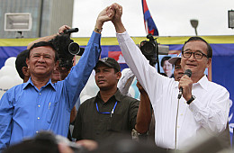 Cambodia's Opposition Begins to Crack
