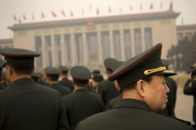 China Isn't Hearing Asia's Fears About Its Military Buildup