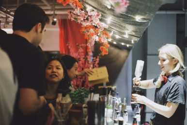 Boozing in Beijing