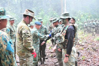 Brunei-Australia Military Ties in the Headlines with Defense Exercise