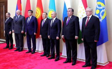 Who Postponed the CSTO Summit?