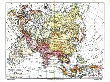 Democratic Ideas and Reality at 100: The Heartland of Asia