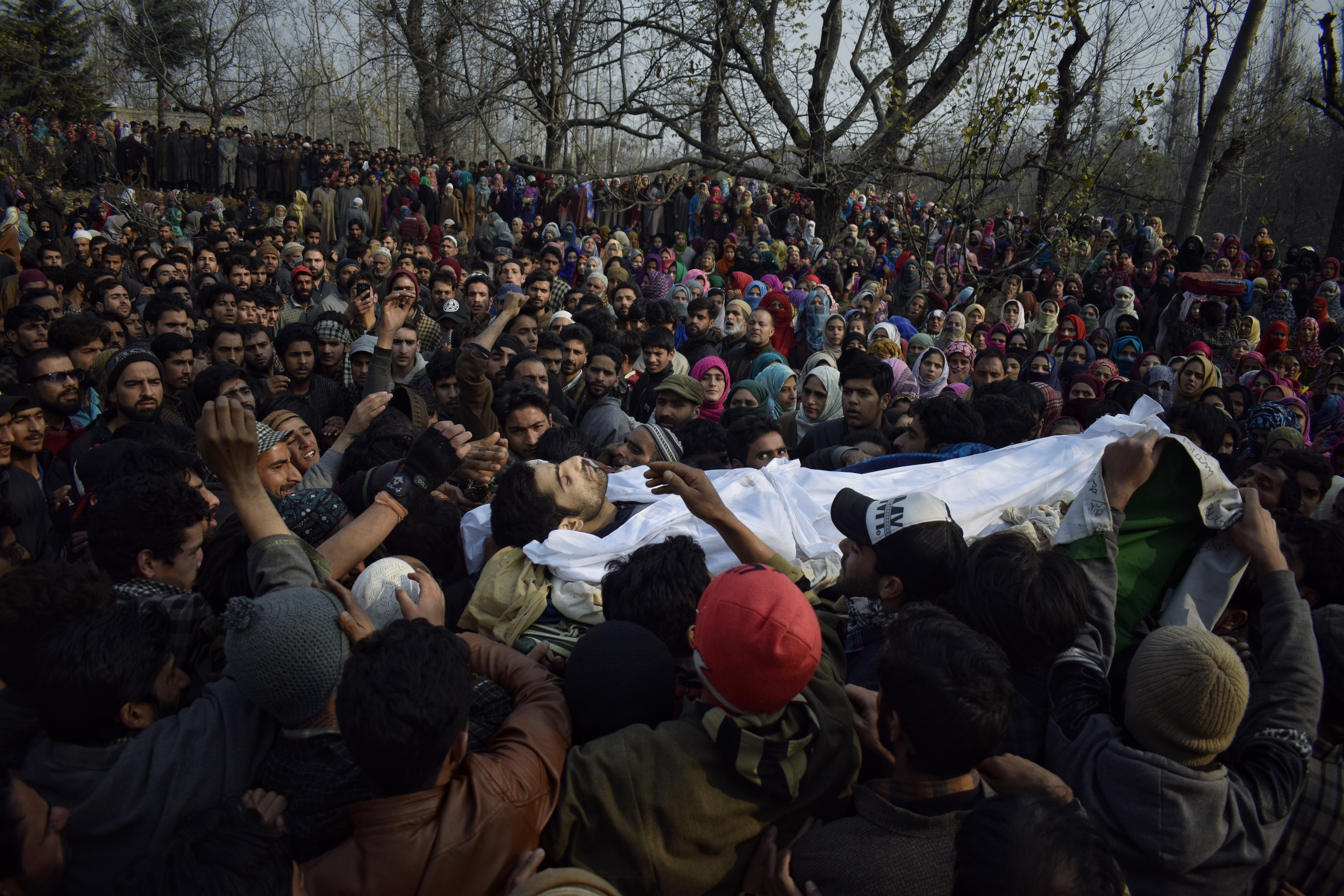 Kashmir's Bloody November