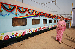 India's Miracle Train: A Journey Like None Other