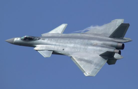 China's Stealth Fighter: It's Time to Discuss J-20's Agility