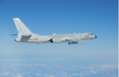 China Holds Long-Range Air Combat Drill Near Taiwan
