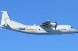 Japan Intercepts Chinese Spy Plane Over East China Sea