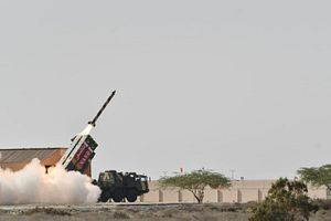 Pakistan Conducts Test of Nuclear-Capable Nasr Missile