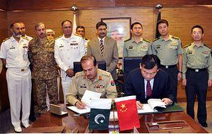 Pakistan's New Generation of Chinese Warships