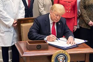 Trump Signs Asia Reassurance Initiative Act Into Law