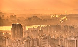 South Korea Once Again Choked by Dangerous Smog