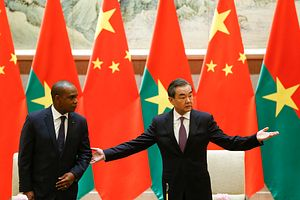 Explaining China's Latest Catch in Africa
