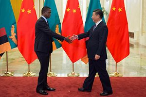 Zambia Debates Chinese 'Economic Slavery'