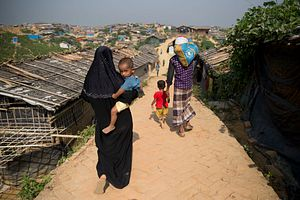 The Rohingyas' Plight:What Options Under International Law?