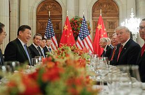 US Envoys Due in Beijing for Trade Talks