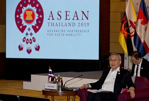 Thailand's Golden Opportunity to Lead