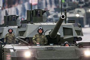 Russia's T-14 'Armata' Battle Tank to Begin State Trials in 2019
