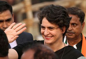 Sonia Gandhi's Daughter Enters Indian Politics Ahead of 2019 General Elections