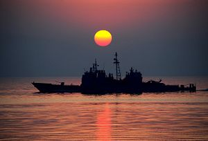 Traversing the South China Sea: Safety First