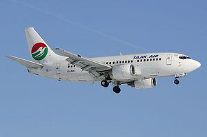 A Tale of Tajik Air's Troubles