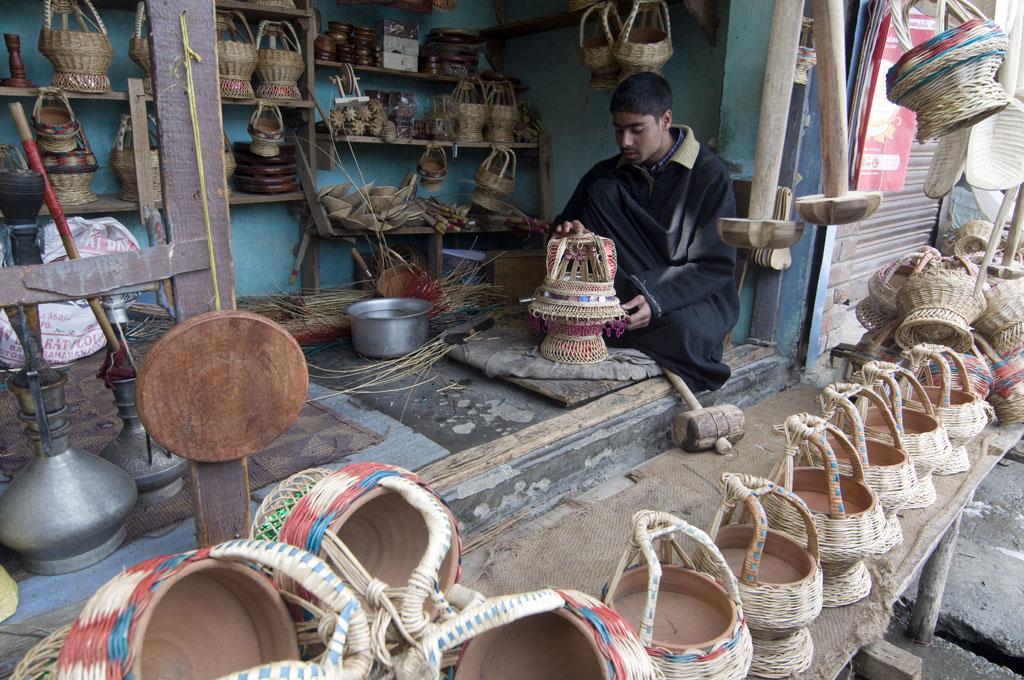 How Kashmir Keeps Warm