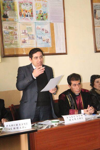 Fighting for Tajikistan's Jailed Lawyers